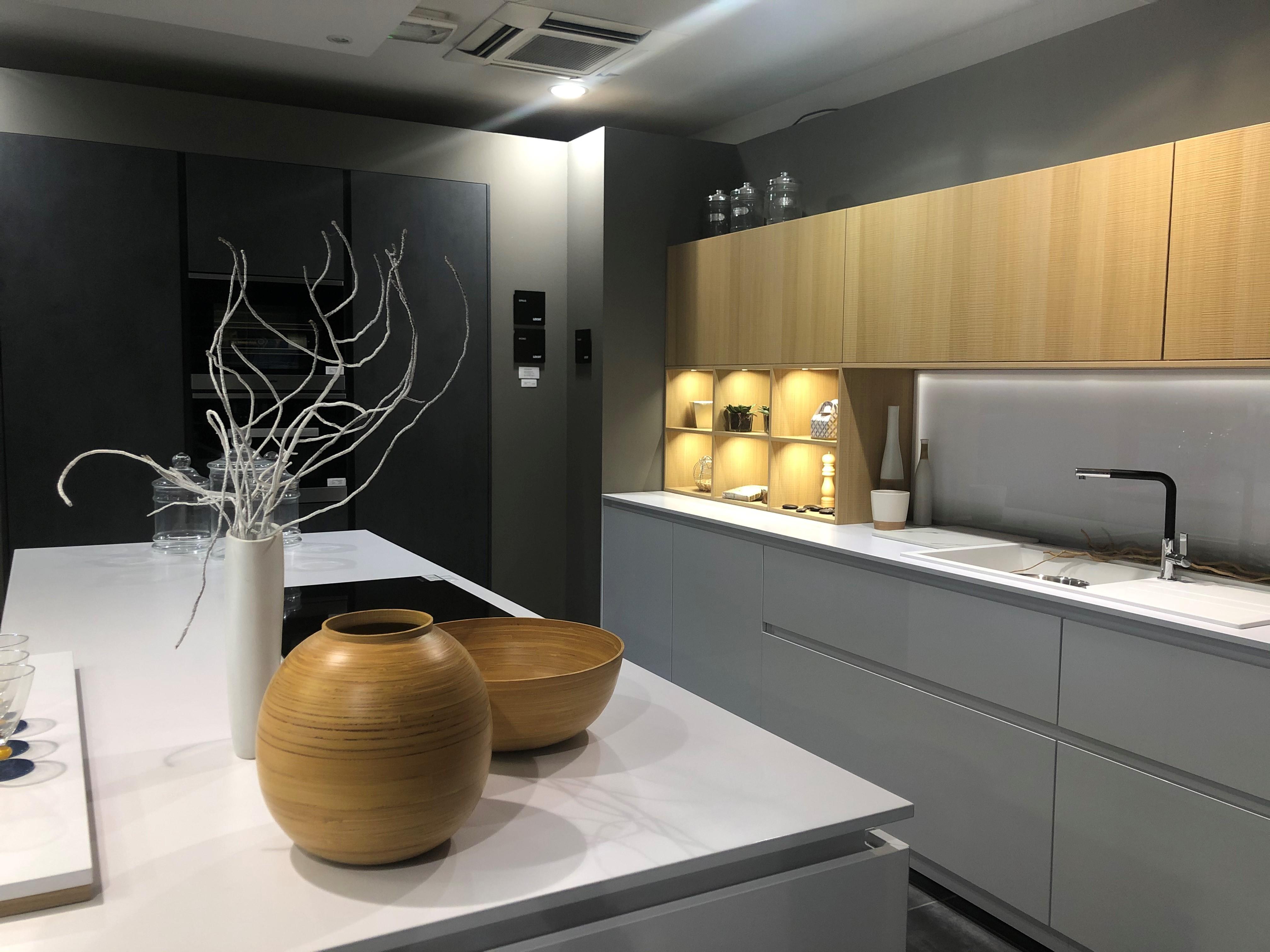 Des cuisines d'exposition à prix attractifs
